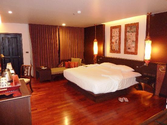Siripanna Villa Resort and Spa Chiang Mai: Bedroom