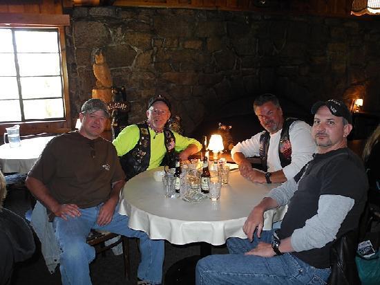 Mount Lemmon, AZ: 4 good looking guys from Sierra Vista