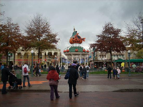 Disneyland Park: halloween