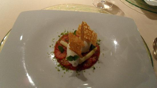 La Pergola: Such wonderful food