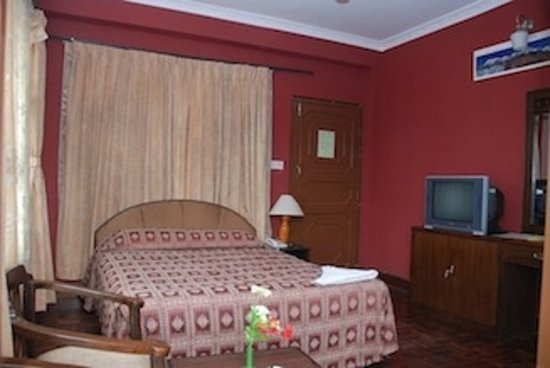 Hotel Encounter Nepal: Twin Beds