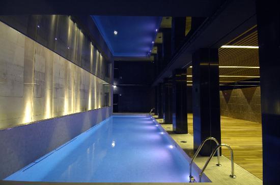 Alfonso Hotel: Piscina cubierta