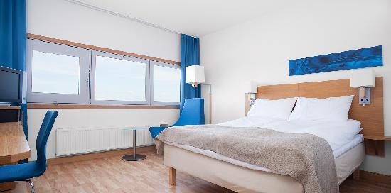 Scandic Hamar: Standard double room