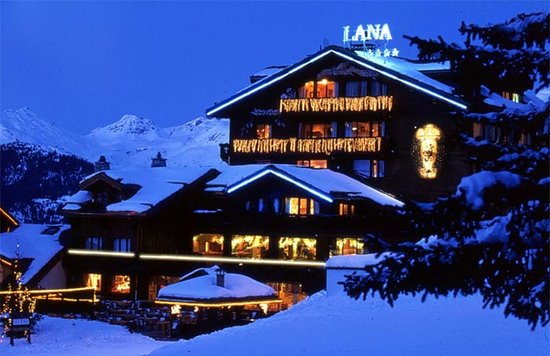 Courchevel, Francja: Le Lana
