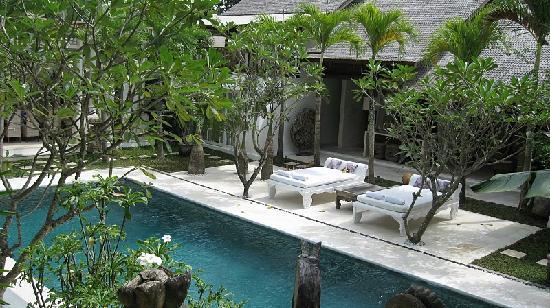 Oazia Spa Villas: Beautiful Villa White