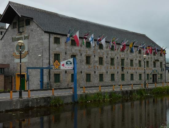Irish Whiskey Trail: The Tullamore Dew Heritage Centre