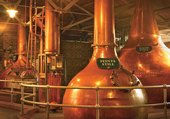 Irish Whiskey Trail: The Old Jameson Distillery in Dublin