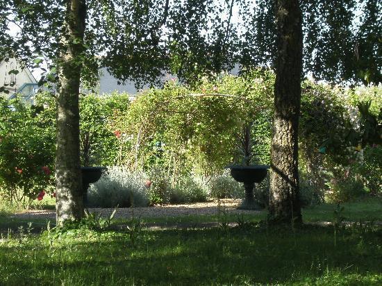 Les Rosiers-sur-Loire, France : parc du domaine
