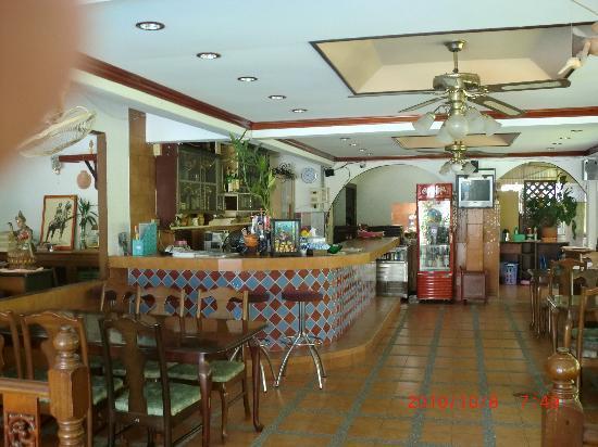 Swiss Paradise Boutique Villa: Bar