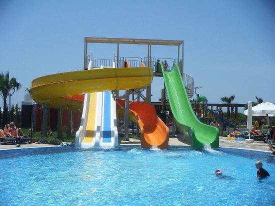 Sherwood Dreams Resort: slides