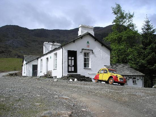YHA Coniston Holly How: Coniston Copper mines