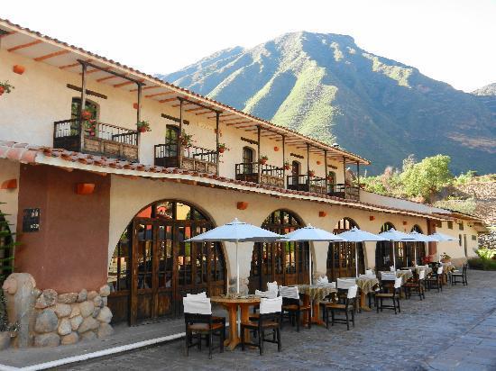 Sonesta Posadas del Inca Yucay: Restaurant