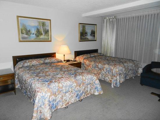 Presidente Hotel: Zimmer
