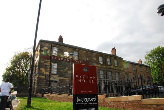 Best Western Ryokan Hotel Newcastle