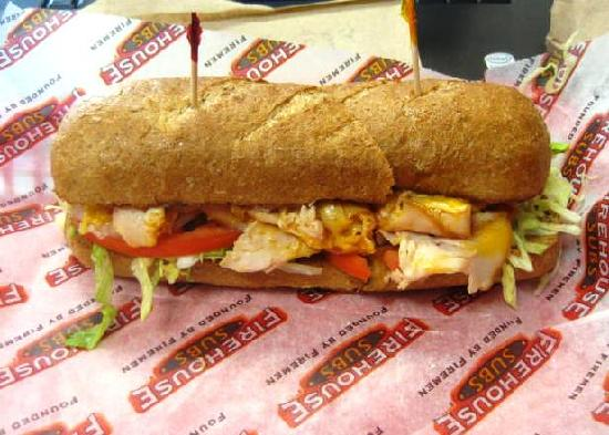 Lovely Firehouse Subs, Hermitage   Restaurant Reviews, Phone Number U0026 Photos    TripAdvisor