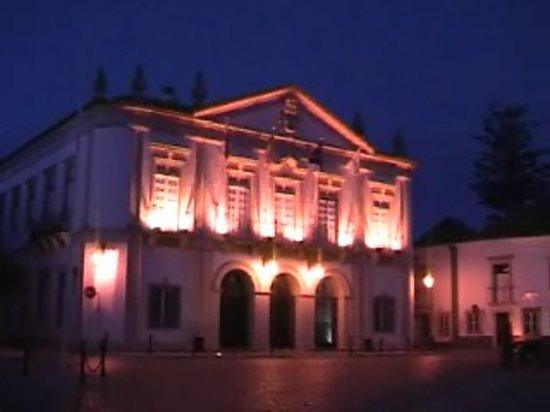 Old Town Faro : Faro, Abendstimmung