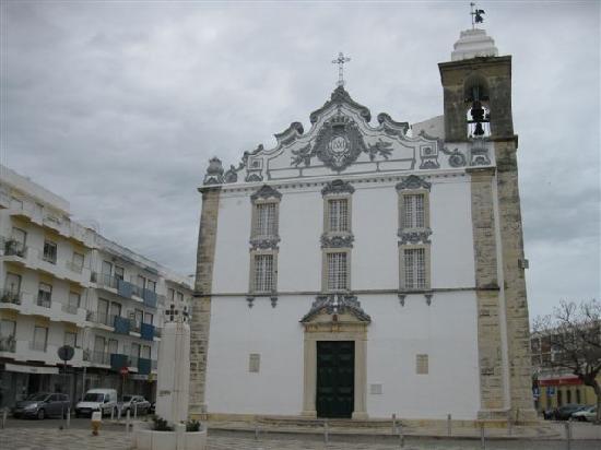 Olhao, Portugalia: Olhão, Kirche