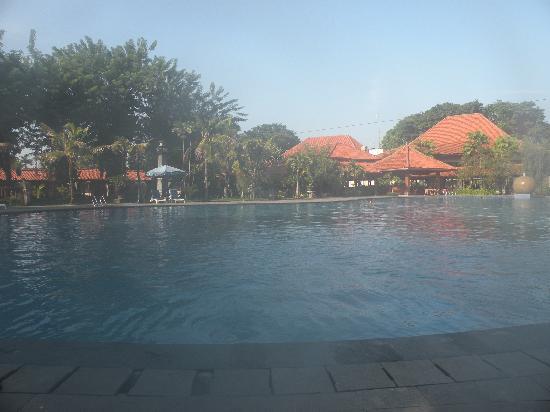 Singgasana Hotel Surabaya: プール