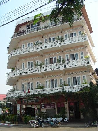 Residence Sisouk: Boutique Hotel, Pakse