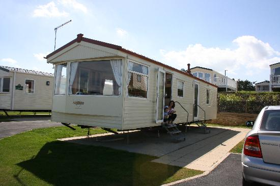 Reighton Sands Holiday Park - Haven: Our standard caravan