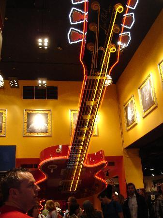 Hard Rock Cafe  Broadway