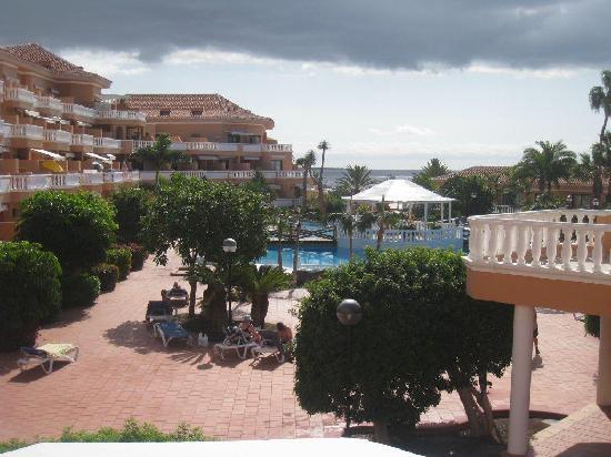 Tenerife Royal Gardens: view
