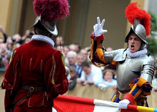 Anno Domini Tours: The Swiss Guard - Vatican City