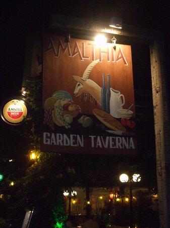 Amalthia : sign