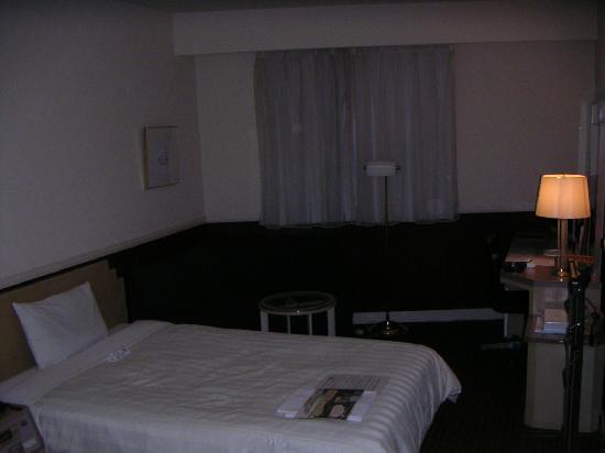 Chiba Washington Hotel: ホテル客室