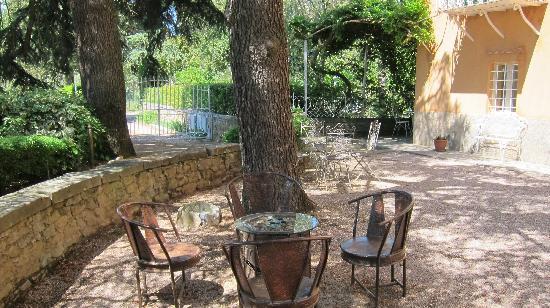 I Capricci di Merion: grounds