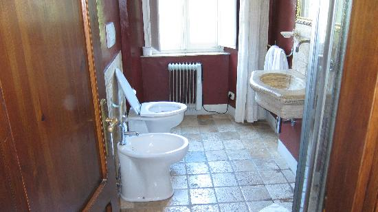 I Capricci di Merion: Bathroom