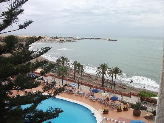 TUI Sensimar Riviera by MedPlaya: view from my room