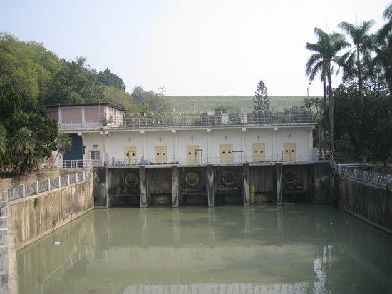 Wusanto Reservoir