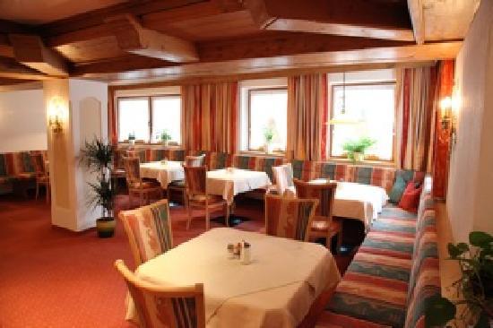 Hotel Pinzger: Speisesaal