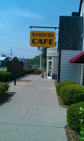 ‪Harland Sanders Cafe and Museum‬