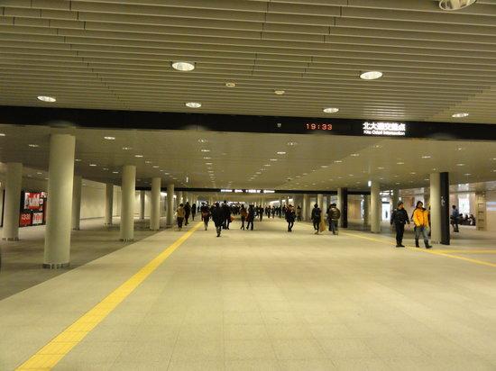 札幌地下步行街