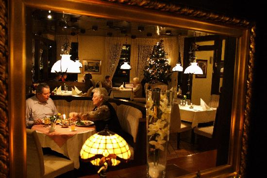 Hotel Rheineck Wiesbaden Restaurant