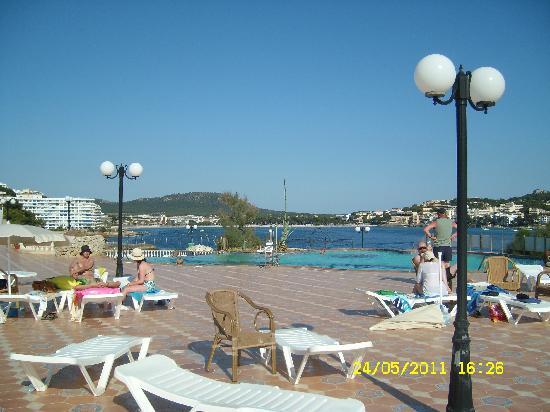 SENTIDO Punta del Mar : the pool