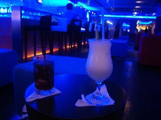 Radisson Decapolis Hotel Panama City: Bar