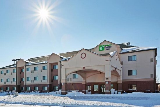 Holiday Inn Express Lincoln South: Hotel Exterior