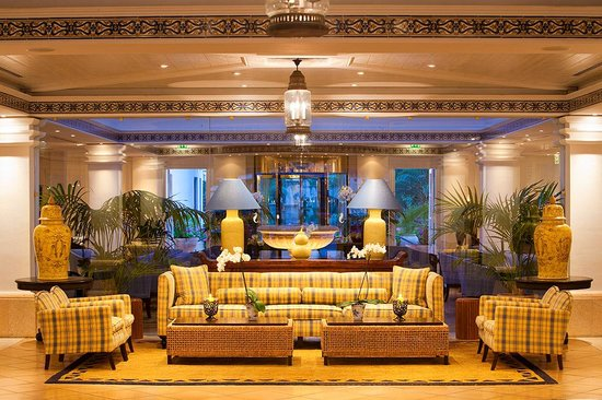 hotel la residencia maspalomas: