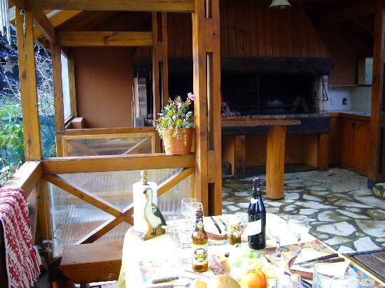 Villa del Lago: Quincho