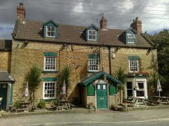 Crown and Cushion: Best pub in the Howardian Hills