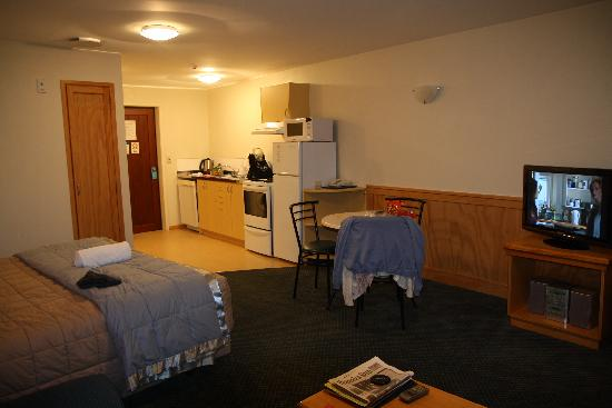 Clearbrook Motel Wanaka: Ground flr unit