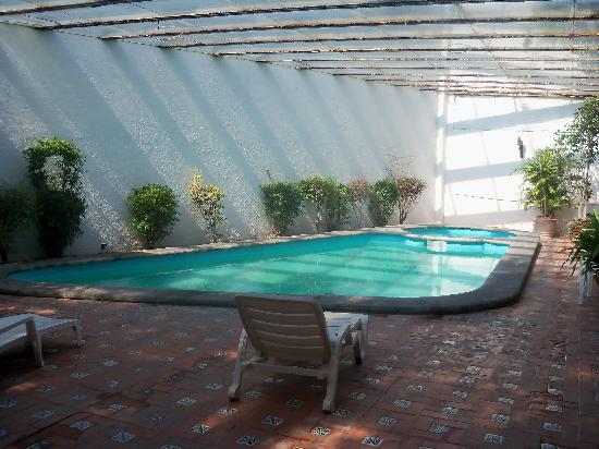 Hotel Hacienda del Molino: Aberca