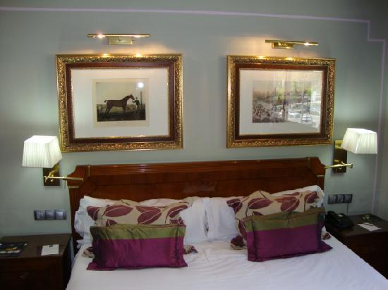 Hotel Plaza Andorra: habitación preciosa