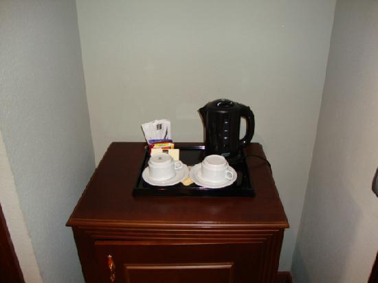 Hotel Plaza: café y té
