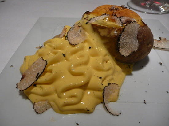 Osteria Francescana : Truffles and pasta