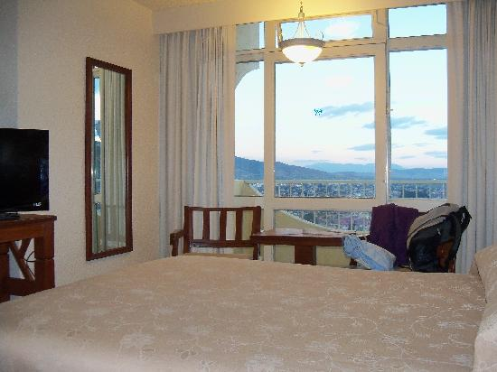 Hotel Fortin Plaza: Habitacion
