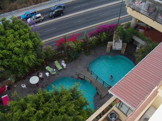 Hotel Fortin Plaza: Aberca